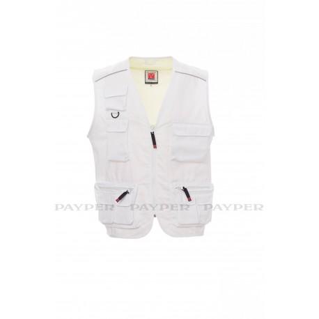Gilet Payper Pocket Bianco