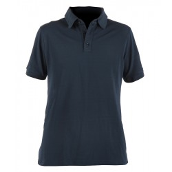 Kaama Polo in polipropilene blu cod. UM617 05