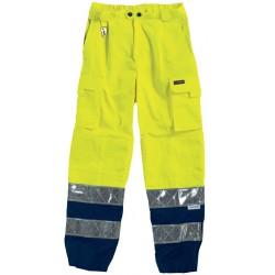 Siggi Group Pantalone alta visibilità cod. 08PA0743