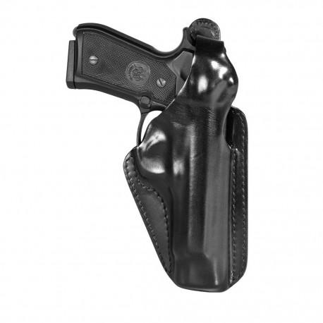 Vega Holster Fondina in cuoio sformato per arma corta cod. FT1
