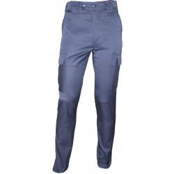Sicur.an Pantalone tecnico operativo Tessuto comfort con tasconi laterali
