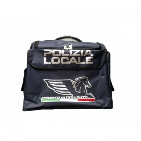 Gbc Borsa a tracolla polizia locale pronto intervento cod. BORPL