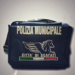 Borsone per Polizia Municipale
